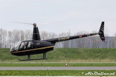 D-HGVB Robinson R44 Raven II