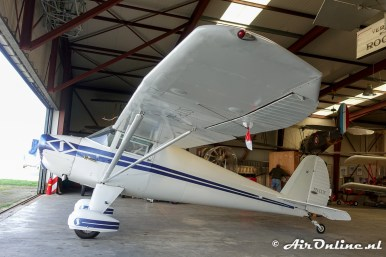 PH-LUS Luscombe 8A Silvaire