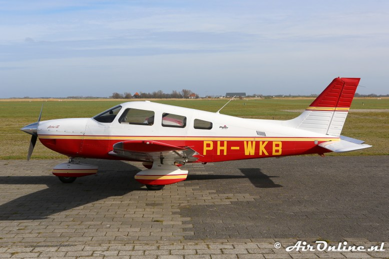PH-WKB Piper PA-28-181 Archer III