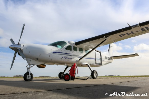 PH-BSU Cessna 208B Grand Caravan