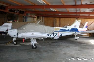 N747LX Beech C24R Sierra