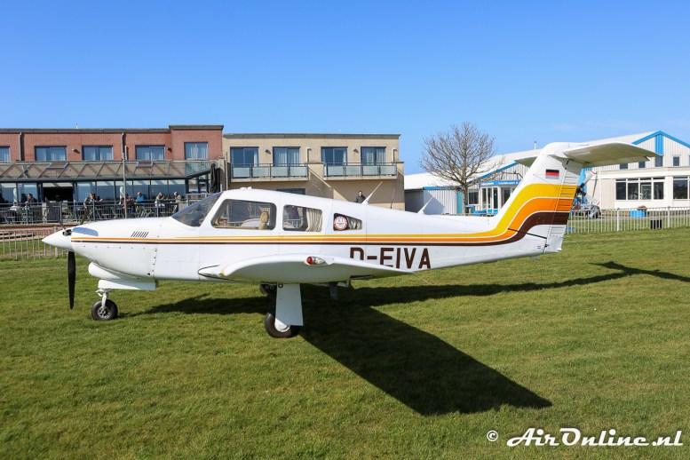 D-EIVA Piper PA-28RT-201T Turbo Arrow IV