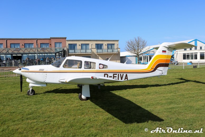 D-EIVA Piper PA-28RT-201T Turbo Arrow IV