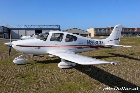 N263CD Cirrus SR20
