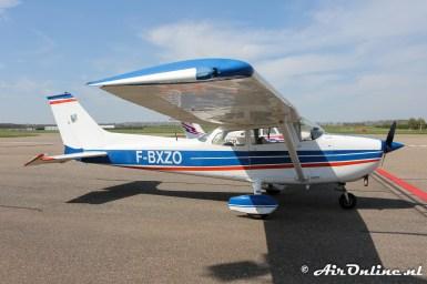 F-BXZO Reims/Cessna F172M Skyhawk