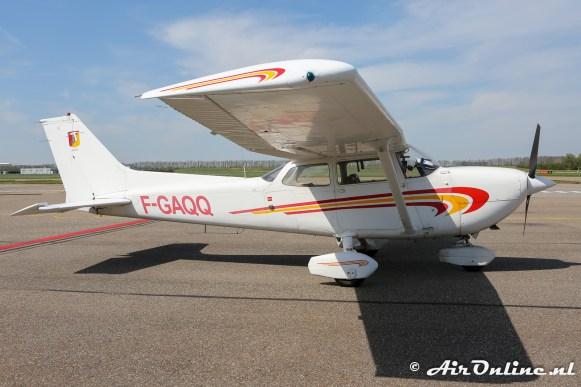 F-GAQQ Reims/Cessna FR172J Reims Rocket