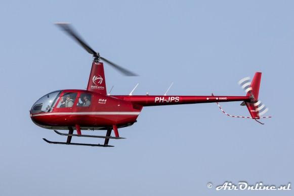 PH-JPS Robinson R44 Raven II