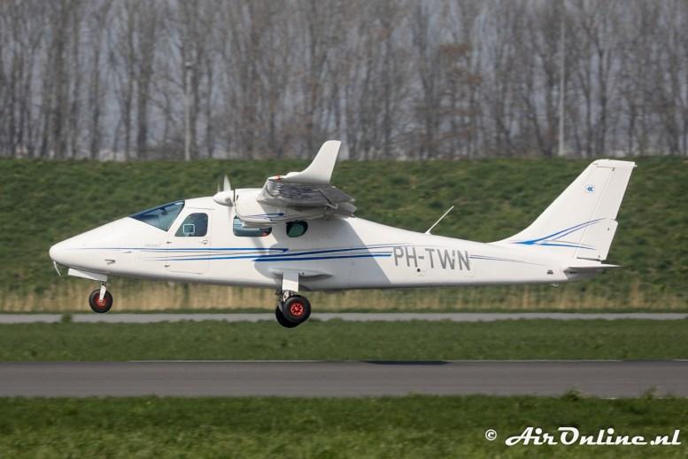 PH-TWN PH-TWN Tecnam P2006T