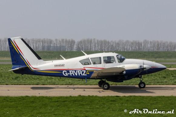 G-RVWZ Piper PA-23-250 Aztec E