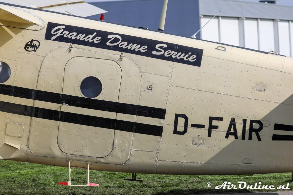 D-FAIR Antonov An-2S