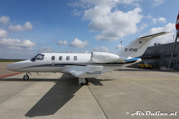 D-IFHD Cessna 525 CitationJet M2
