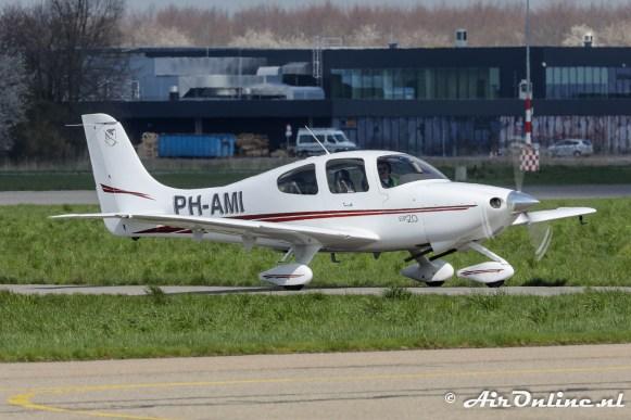 PH-AMI Cirrus SR20