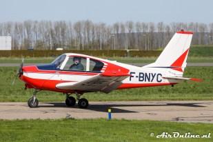 F-BNYC Gardan GY-20 Horizon