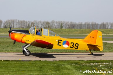 PH-HOG / E-39 Fokker S-11.1 Instructor