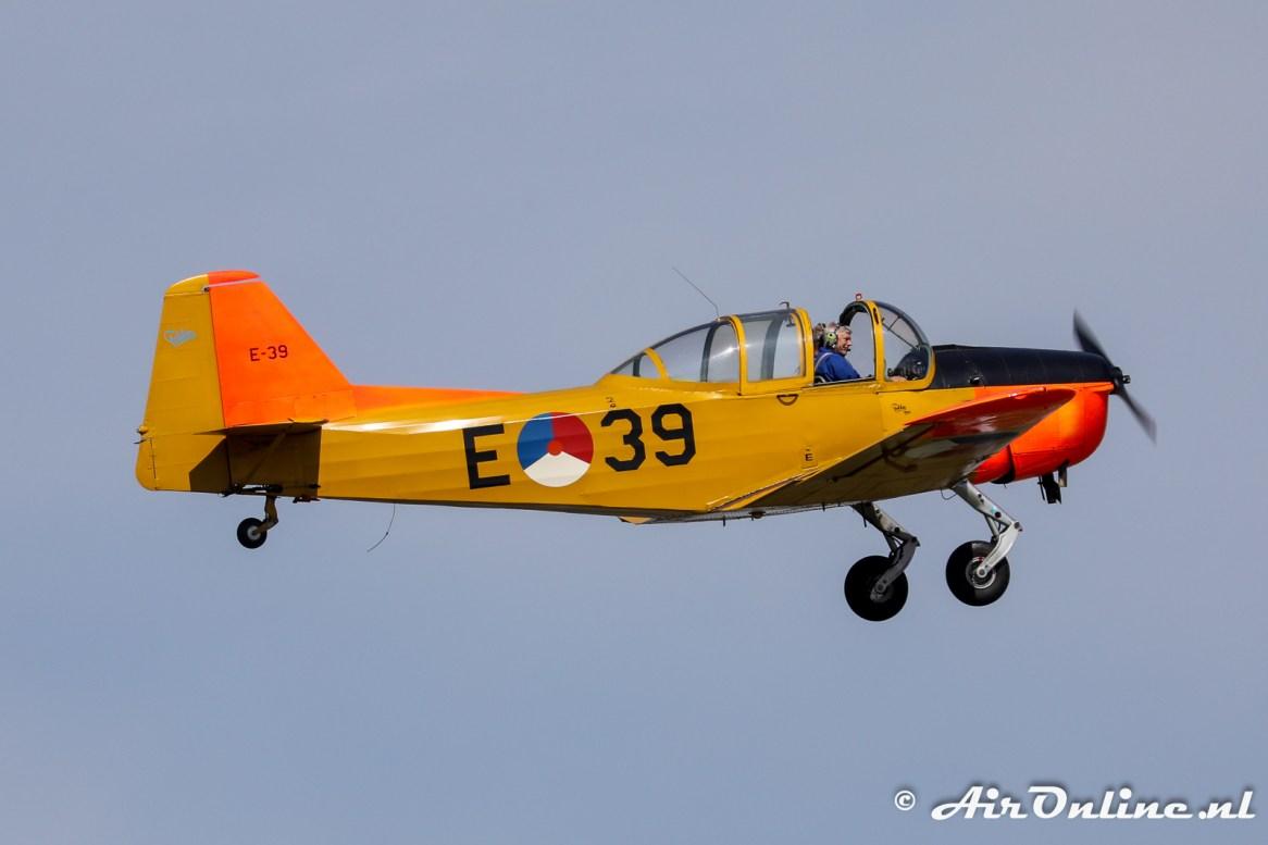 PH-HOG / E-39 Fokker S-11.1 Instructor