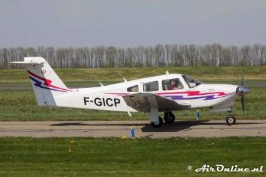 F-GICP Piper PA-28RT-201T Turbo Arrow IV
