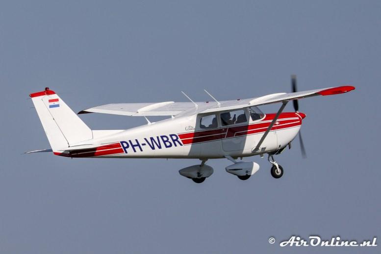 PH-WBR Cessna 175C Skylark