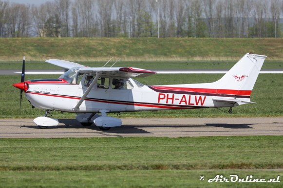 PH-ALW Reims/Cessna F172M Skyhawk