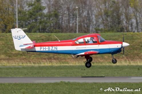 PH-BZN Fuji FA-200-180AO Aero Subaru