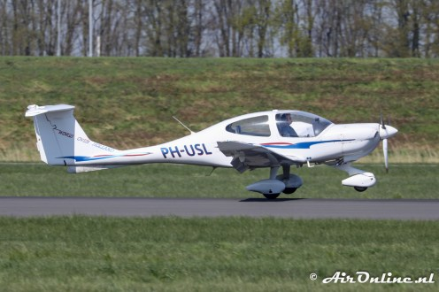 PH-USL Diamond DA 40 Star