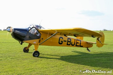 G-BJEL SNCAC NC.854S