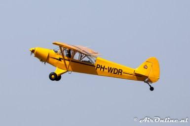 PH-WDR Piper PA-18-150 Super Cub