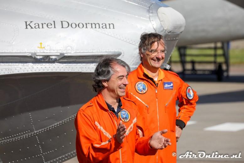 De piloten voor vandaag