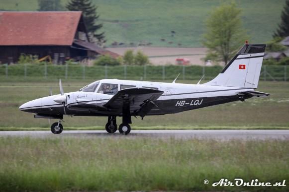 HB-LQJ Piper PA-34-200 Seneca