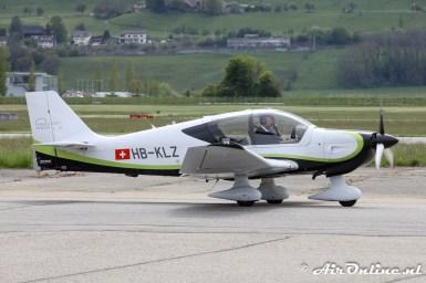 HB-KLZ Robin DR401/155CDI EcoFlyer