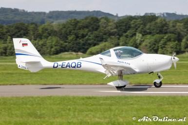 D-EAQB Aquila A210