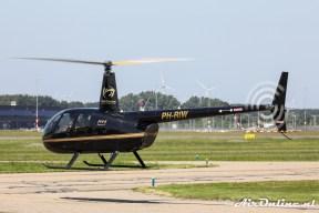 PH-RIW Robinson R44 Raven II