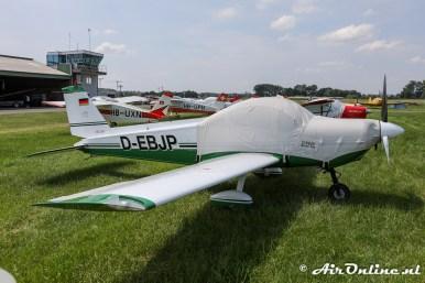D-EBJP Bolkow Bo.209C Monsun 160RV