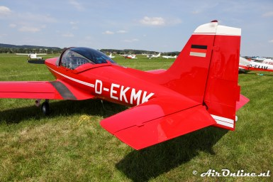 D-EKMK Aeromere F.8L Falco III