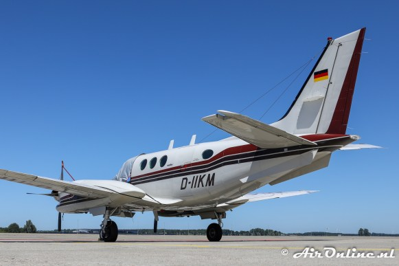 D-IIKM Beech C90A King Air