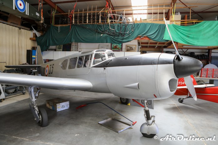 (PH-NRD) / 3.S-10 Nord 1101 Noralpha (Ramier) - Aéronavale