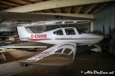 D-ENWM Cirrus SR20