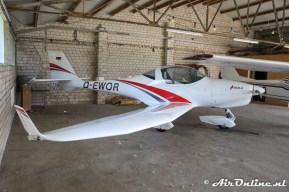 D-EWOR Aquila A210