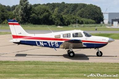 LN-TSF Piper PA-28-181 Archer III