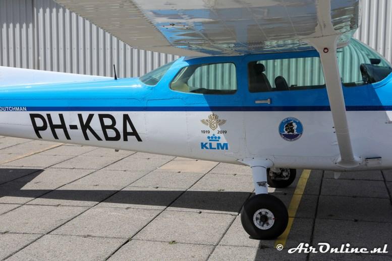 PH-KBA Cessna 172P Skyhawk II
