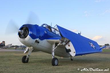 N683G / 53768 Grumman TBM-3E Avenger