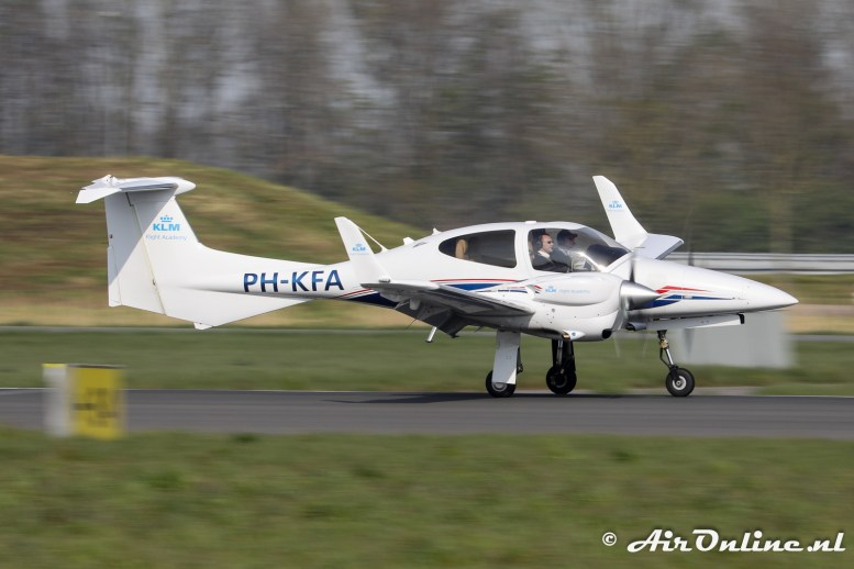 PH-KFA Diamond DA 42NG Twin Star