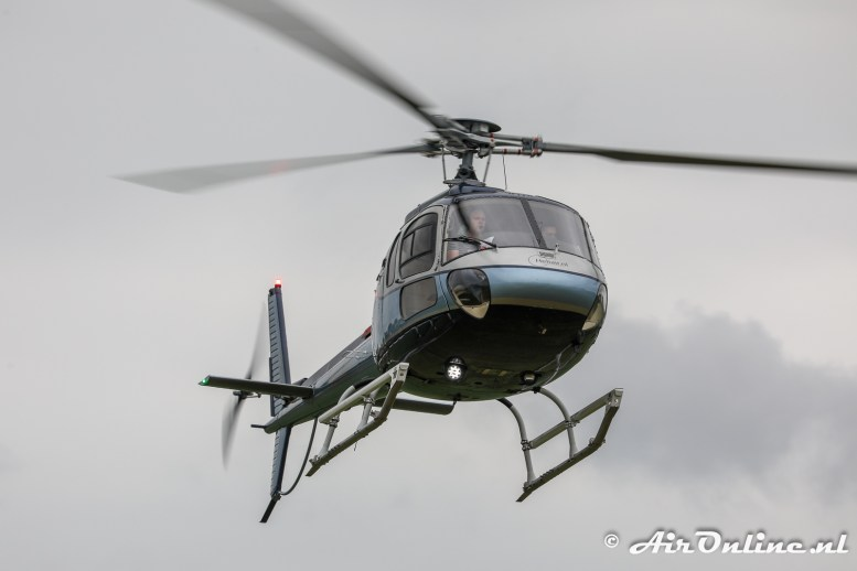 PH-WIK Aerospatiale AS 350 B3 Ecureuil