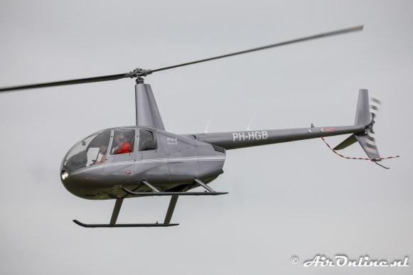 PH-HGB Robinson R44 Raven II