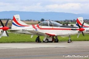 064 Pilatus PC-9M - Croatian Air Force Wings of Storm