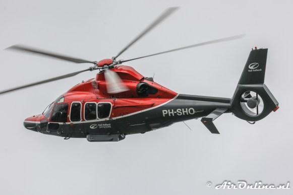 PH-SHO Eurocopter EC 155 B1