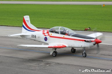 059 Pilatus PC-9M - Croatian Air Force Wings of Storm