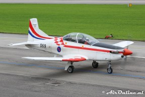 069 Pilatus PC-9M - Croatian Air Force Wings of Storm