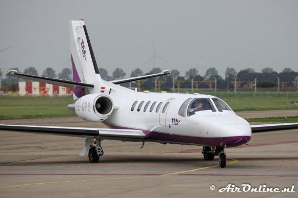 OE-GPS Cessna 550B Citation Bravo