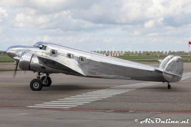 N18130 Lockheed 12A Electra Junior