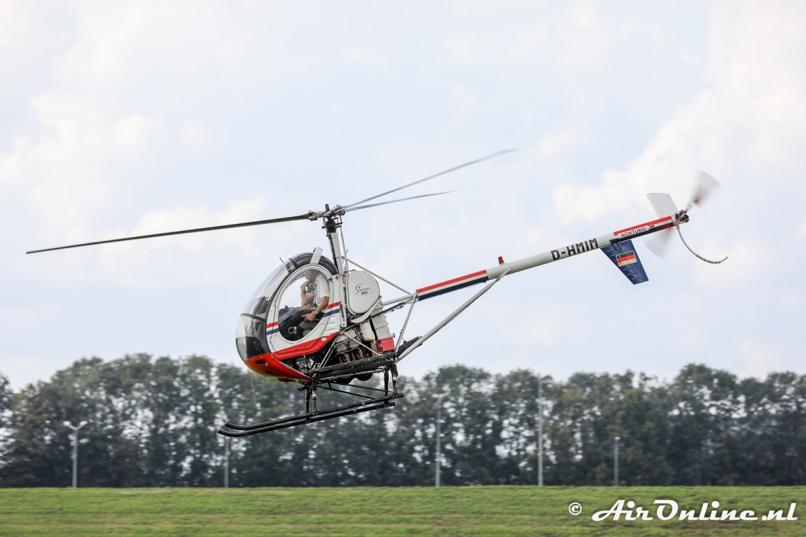 D-HMIM Schweizer 300C